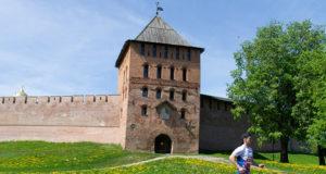 Где побегать в Великом Новгороде: парки, городские маршруты, стадионы