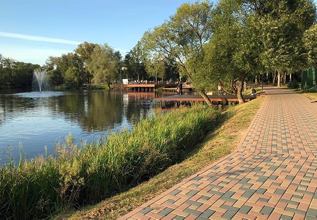 Где побегать в Красногорске: экскурсия по паркам города