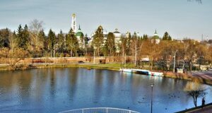 Где побегать в Сергиевом Посаде: локации, старты, организаторы