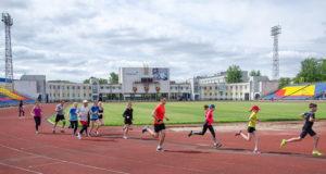 Где побегать в Череповце: от парков до стадионов