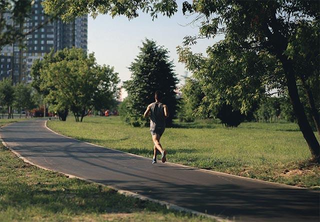 Где побегать в Люберцах: маршруты глазами бегуна