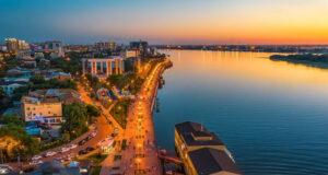 Где побегать в Астрахани: идём на стадионы и набережные