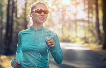 Как выбрать очки для бега