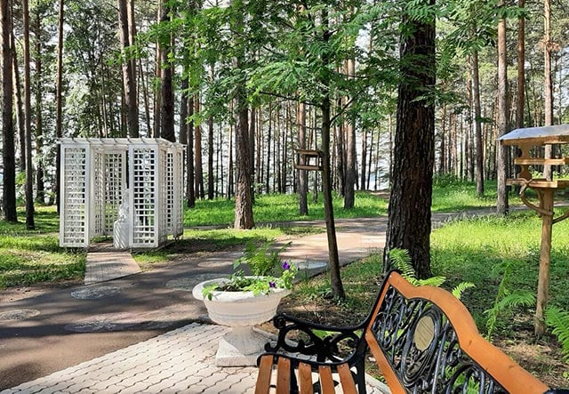 Где побегать в Железногорске: природа и цивилизация