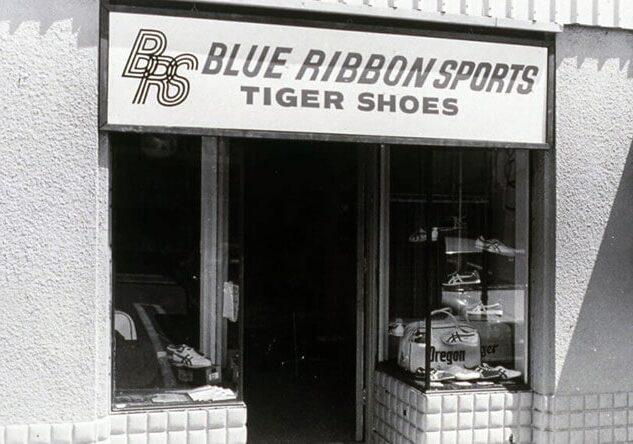 Продавец обуви: как появился Nike