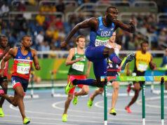 Дисциплины лёгкой атлетики
