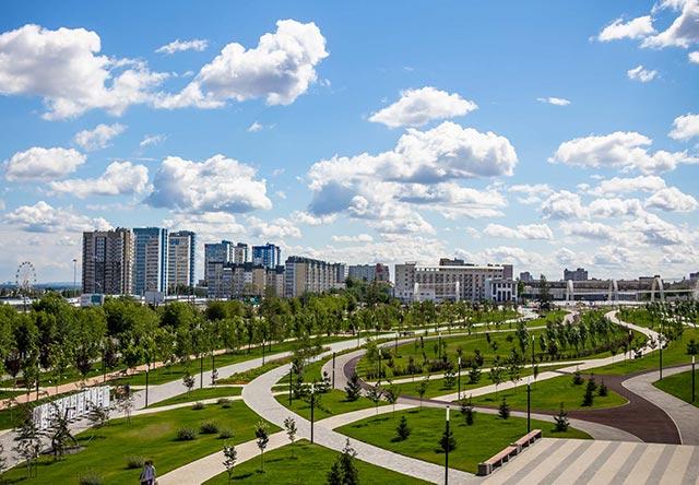 Где побегать в Волгограде: популярные локации и крупные старты