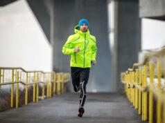 Как выбрать куртку для бега
