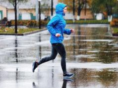 Как выбрать ветровку для бега