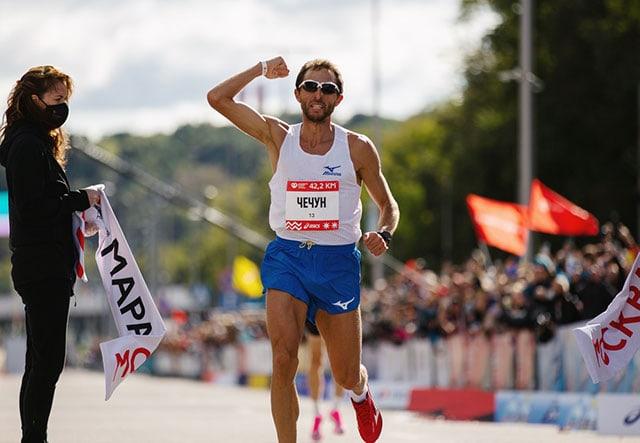 Результаты Московского марафона 2020