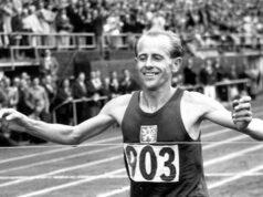 Эмиль Затопек: история великого чешского стайера