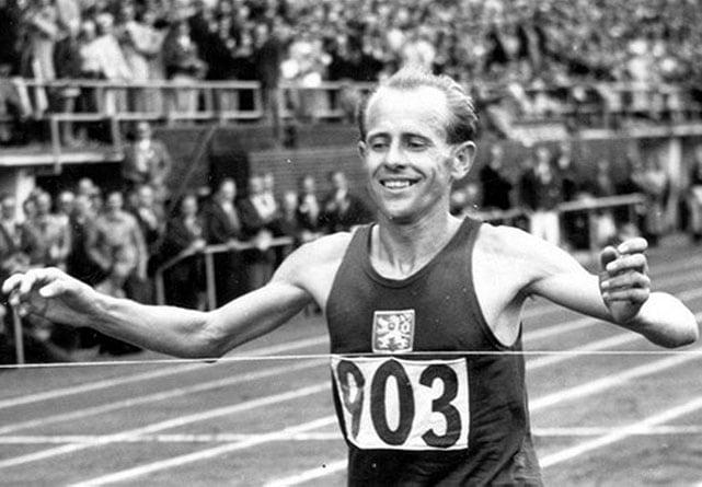 Эмиль Затопек: легендарный бегун и великий человек