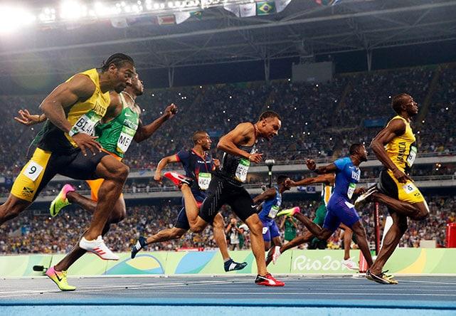 Бег на 100 метров: история, техника, нормативы, рекорды