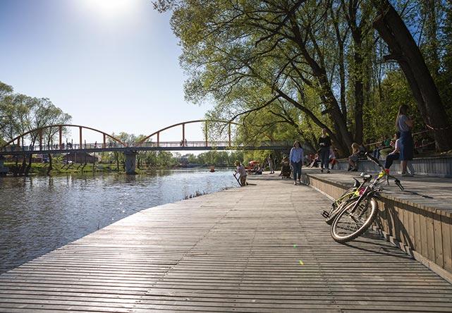 Где побегать в Белгороде: парки, стадионы, крупные старты