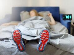 Как сон влияет на результаты в беге