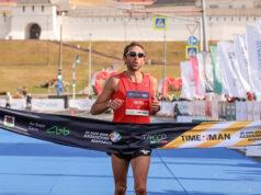 Результаты Казанского марафона 2020