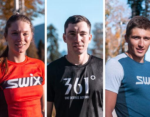 Биатлонисты сборной России о беговых тренировках, кроссовках и мотивации