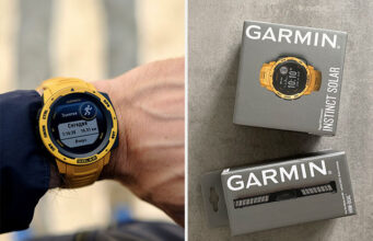 Garmin Instinct Solar: обзор смарт-часов с солнечной батареей