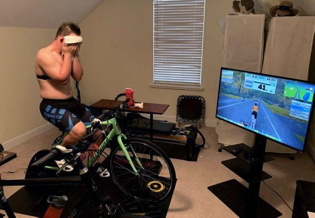 Крис Никич: первый триатлет с синдромом Дауна на старте Ironman