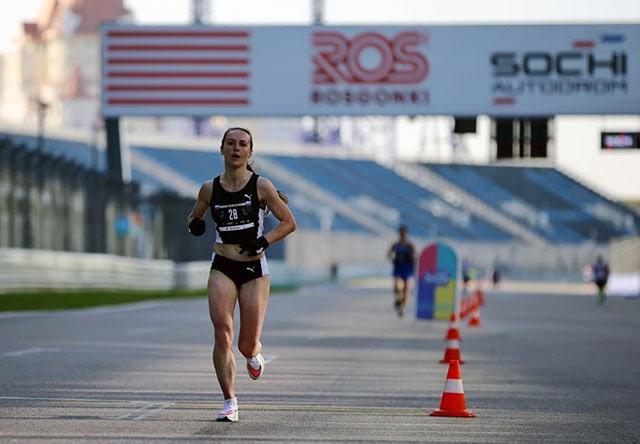 Лена Калашникова: В спорте сначала труд, потом – везение