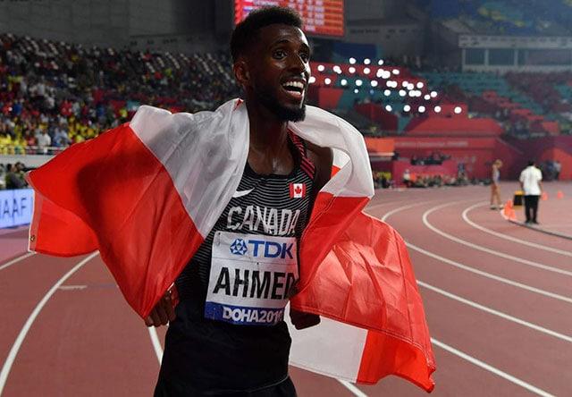 Мохаммед Ахмед, бронзовый призёр чемпионата мира 2019: «Наконец-то я это сделал!»