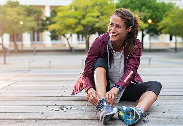 Польза бега для женщин и женского организма