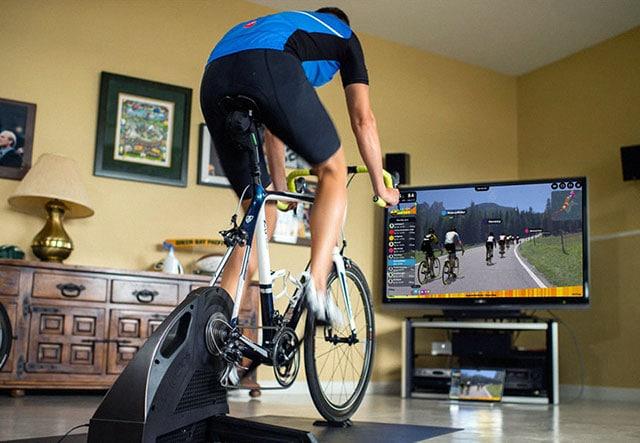 Тренировки на велостанке в подготовке бегуна