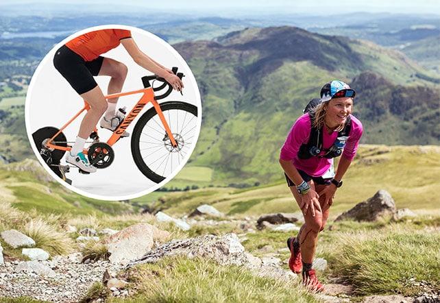 Тренировки на велостанке в подготовке трейлраннера