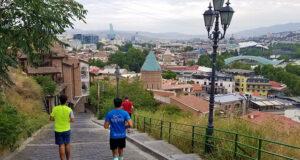 Где побегать в Тбилиси: парки, трейлы, популярные забеги