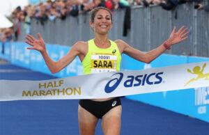 Сара Холл: прорыв 2020 года – марафон за 2:20 в 37 лет