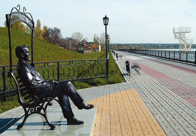 Где побегать в Таганроге: парки, набережные, стадионы