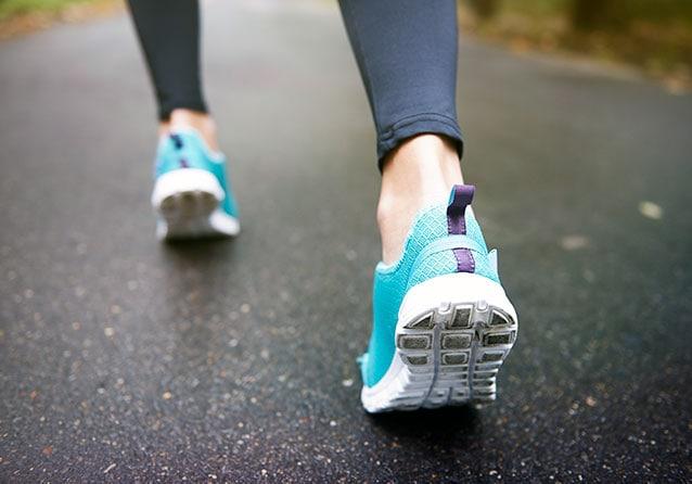 Зачем ходить 10 000 шагов в день