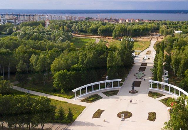 Где побегать в Чебоксарах: парки, стадионы, городские старты
