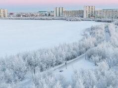 Где побегать в Нижневартовске: лучшие маршруты и главные старты