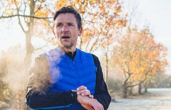 Вредно ли вдыхать холодный воздух на пробежке