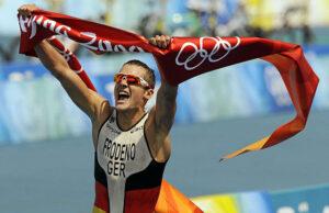 Ян Фродено: железная легенда мирового триатлона