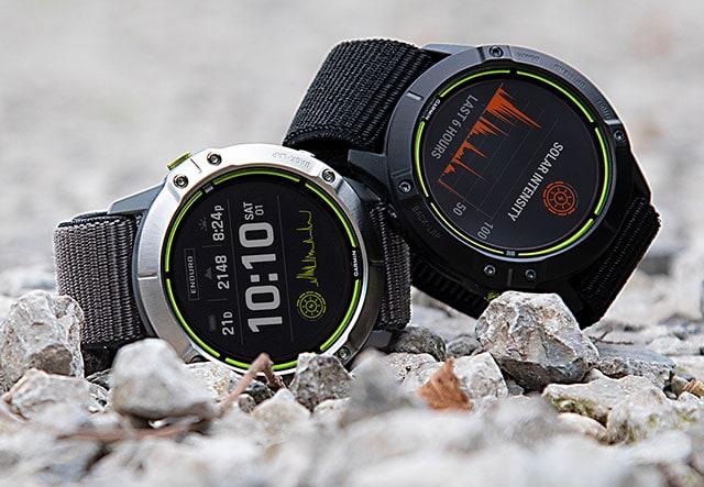 Часы с марафонским характером Garmin Enduro: до 65 дней без подзарядки