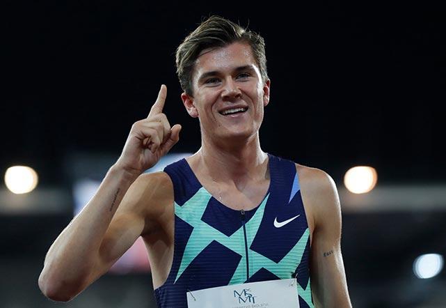 Якоб Ингебригтсен: новый рекорд Европы на 1500 метров