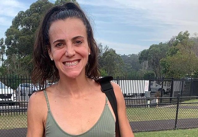 Новый женский мировой рекорд на parkrun