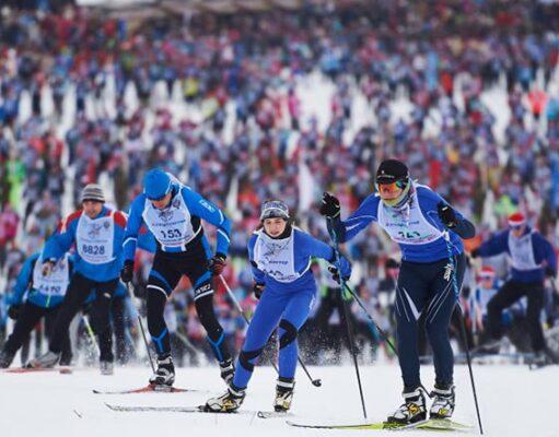 «Лыжня России»: регистрация, дистанции, программа