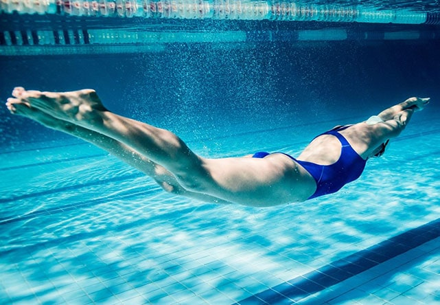 Виды и дисциплины плавания