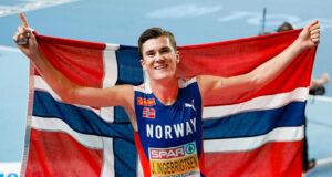 Якоб Ингебригтсен стал пятикратным чемпионом Европы