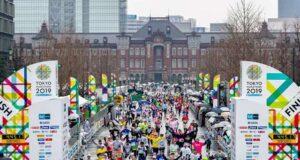Открылась лотерея на Токио марафон 2021