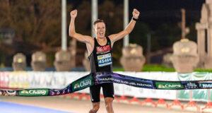 Сергей Зырянов одержал победу на международном марафоне серебряного лейбла