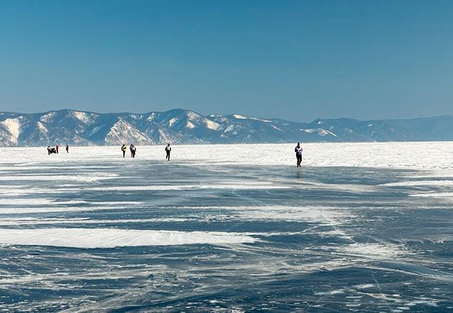 Отчёт о Байкальском ледовом марафоне: экстремальные 42 км глазами участника
