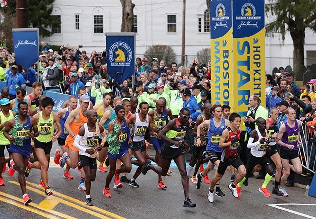 Стало известно максимальное число участников на Бостонском марафоне 2021