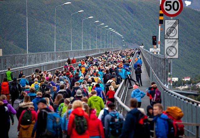 Бег в Норвегии: почему в этой стране хочется заниматься спортом
