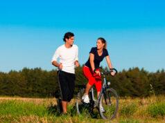 Что лучше: бег или езда на велосипеде