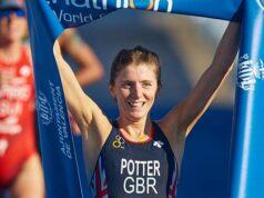 Триатлетка Бет Поттер пробежала 5 км быстрее мирового рекорда