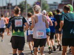 Как стать гидом для незрячих бегунов
